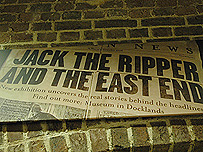 Jack the Ripper and the East End