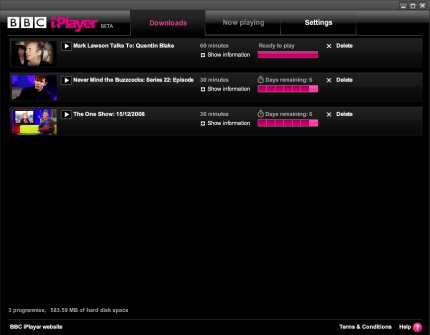 BBC - BBC Internet Blog: Introducing BBC iPlayer Desktop for