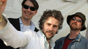 Flaming Lips' Wayne Coyne with Steve and Cerys