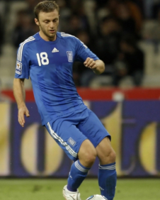 Greece and Olympiakos defender Avraam Papadopoulos has been named as a suspect