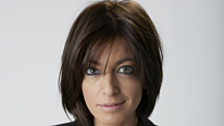 BBC Radio 2 presenter Claudia Winkleman
