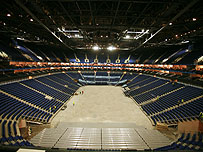 The O2 Arena, formerly the Millennium Dome