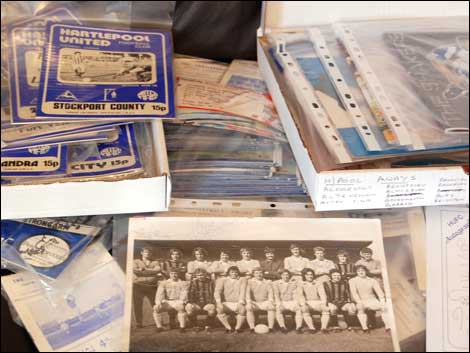 Programmes and photos