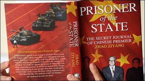 Bìa của cuốn sách 'Người tù của nhà nước'