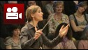 Katie Derham performs at Baton Camp