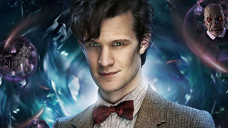 Matt Smith as Doctor Who