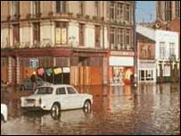 Hull flood