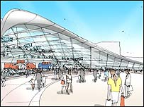 How New Street station could look