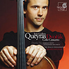 Review of Cello Concerto and Dumky Trio