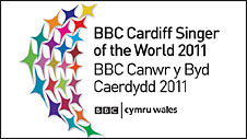 BBC Cardiff Singer of the World competition logo (2011)