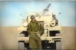BBC - WW2 People's War - From Mold to St Valery, Egypt and Italy (Part Two)