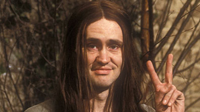 Nigel Planer in The Young Ones