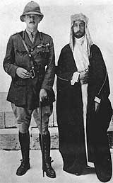 General Allenby and King Feisal I