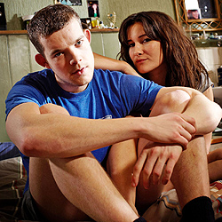 Him & Her (Russell Tovey as Steve and Sarah Solemani as Becky)