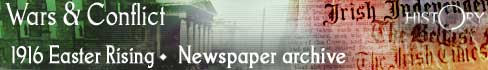 Wars and Conflict - Newspaper Archive