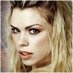 Billie Piper as Rose in 'Doctor Who'