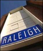 Old Raleigh factory