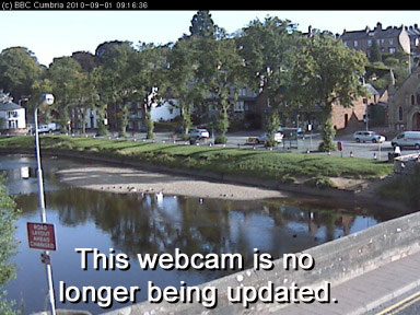 Appleby Webcam. Not to be republished without permission