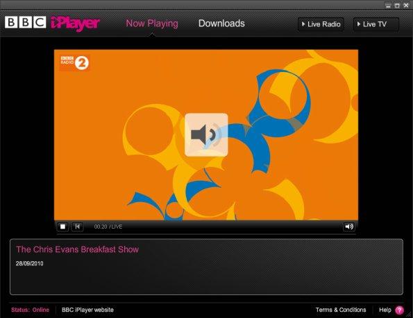 BBC navigation