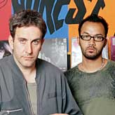Terry Hall and Mushtaq