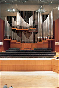 Bridgewater Hall - organ