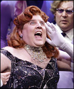 Peter Kay in The Producers