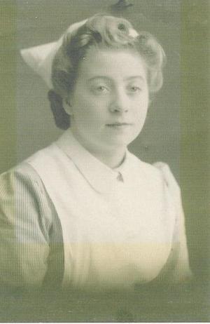 BBC - WW2 People's War - Doris Irene Davies (née Scourfield) - Nursing in Wales in World War II - 749603cfc878e09e53d317bd59d3bb2819d3c6c1