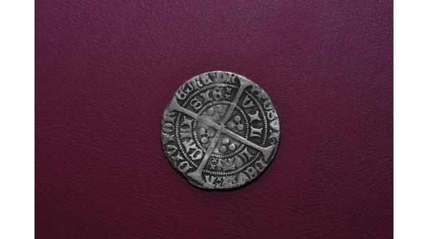 Silver Groat From Colchester