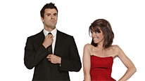 Steve Jones and Claudia Winkleman host as more celebrities pay homage to iconic dance routines