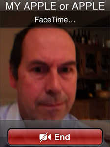 Apple's Face Time