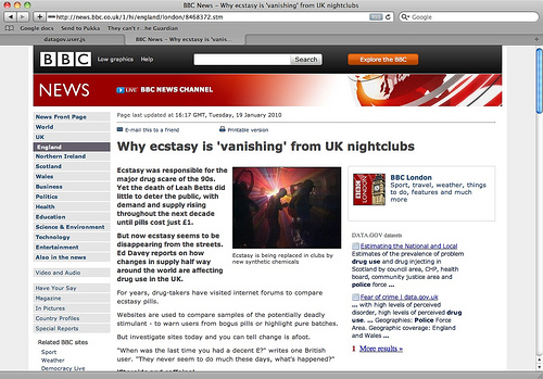The mashup on bbc news