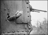 Pigeon tank (Pic: Imperial War Museum)