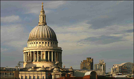 BBC - London - In Pictures - London landscapes without the landmarks