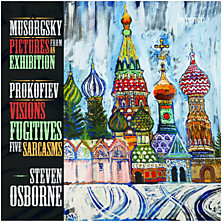 Review of Pictures, Sarcasms & Visions (feat. piano: Steven Osborne)
