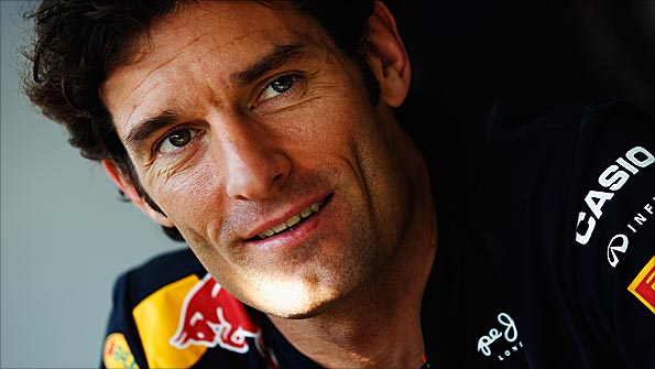 mark webber crash 2014