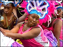 'Caribbean Carnival' by Laura Patterson