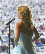 Katherine Jenkins at Opera in the Park 2005