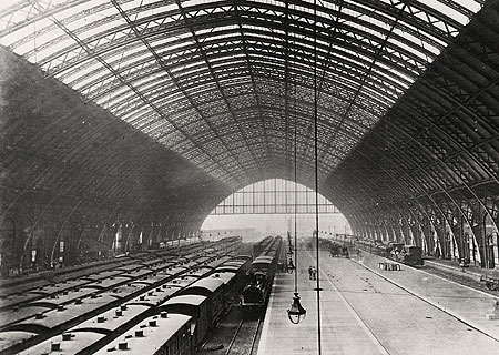 Bbc London Travel Gallery St Pancras Then Amp Now
