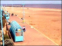 Keep an eye on our new coastcam at Skegness.