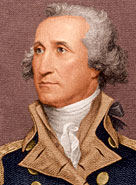 George Washington, c. 1790