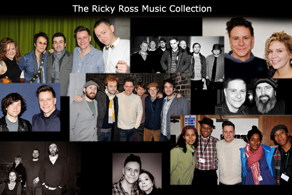 Ricky Ross Music Collection