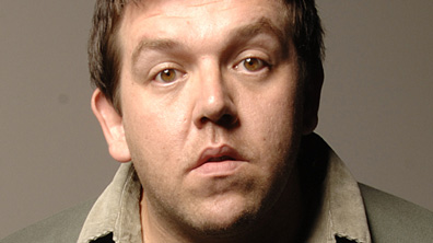 nick frost book