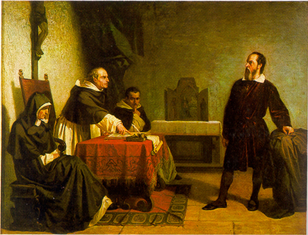 BBC - Will & Testament: Galileo: what really happened?