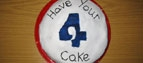 Have Your Cake - Cake