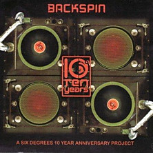 Review of Backspin: A Six Degrees 10 Year Anniversary Project