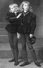 BBC - History - Historic Figures: The Princes in the Tower