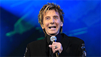 Self-confessed Christmas aficionado, composer and musician Barry Manilow