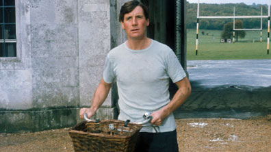 Michael Palin in the Tomkinson's Schooldays
