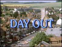 'Day Out: Avebury and Marlborough' opening titles