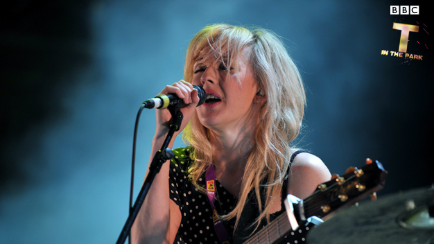Ellie Goulding at T in the Park